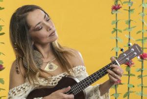 Artista destacada Marcela Moreira