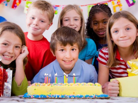 Celebraciones Niños