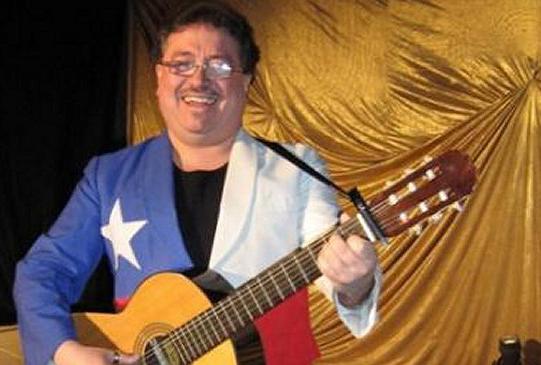 Lucho Arenas Jr.